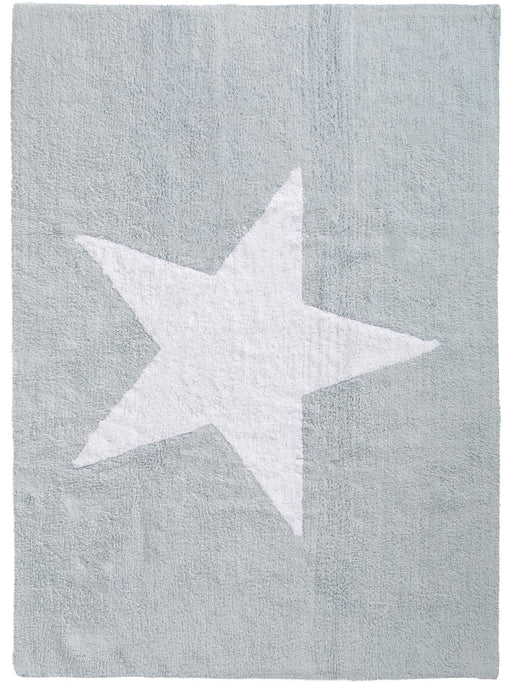 Bambini Star Kid's Rug Blue