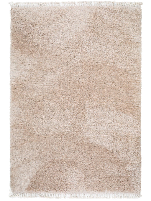 Ava Shaggy Essentials Rug Beige