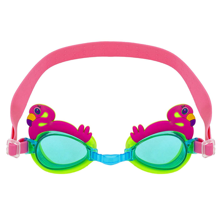 Stephen Joseph Swim Goggles Flamingo