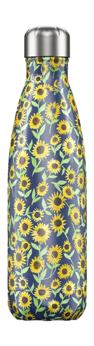 Chillys Θερμός Νερού Floral Sunflower 500ml