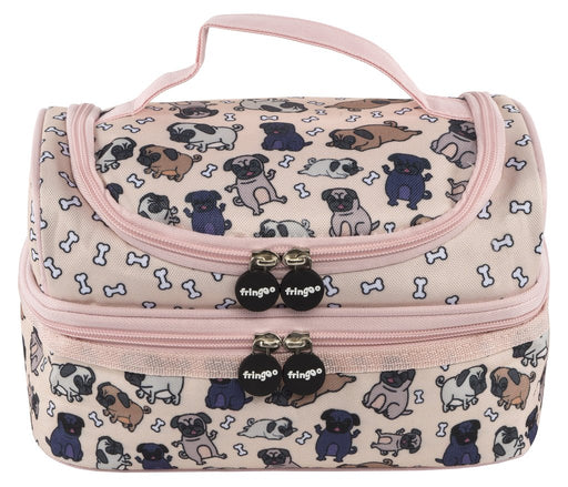 Fringoo Lunch Bag Pug World