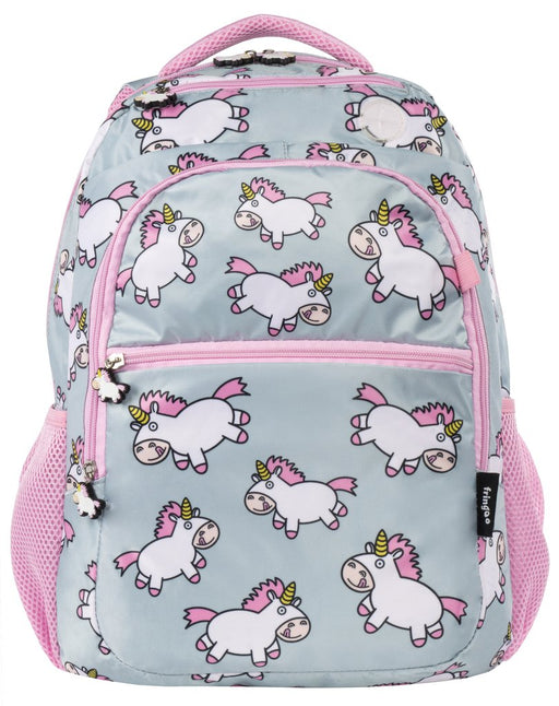 Fringoo Junior Backpack Chubby Unicorn