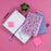 Fringoo Sequin Notebook με Στυλό Unicorn Pink/Blue