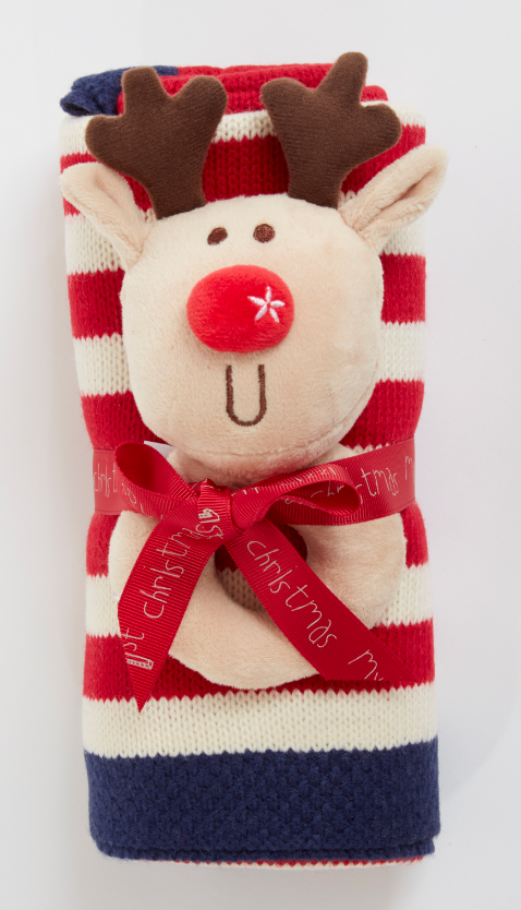 Bizzi Growin Rudolf Gift Set