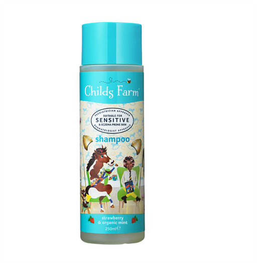 Childs Farm Σαμπουάν Strawberry & Org Mint 250ml