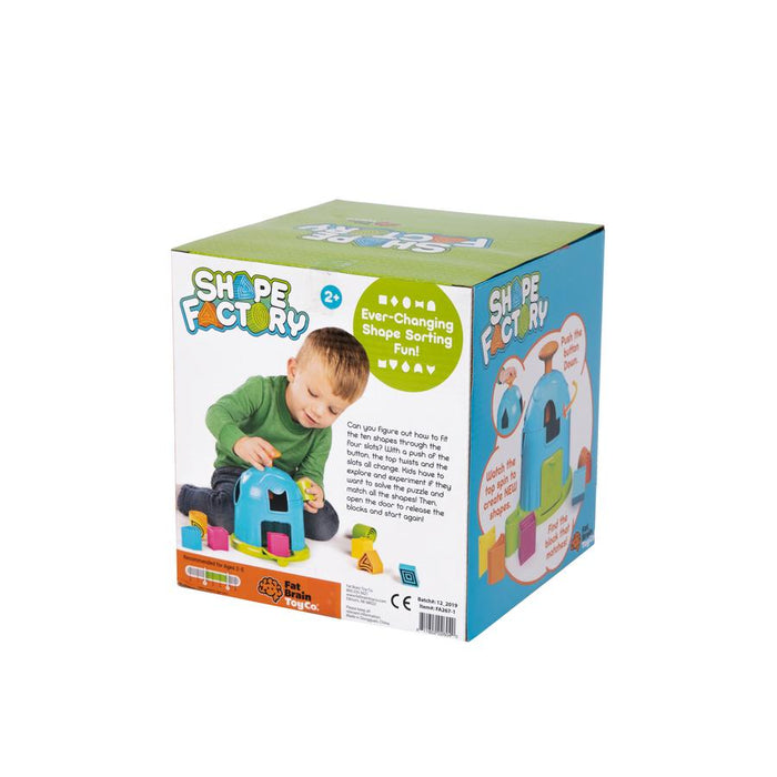 Fat Brain Toys - Shape Factory