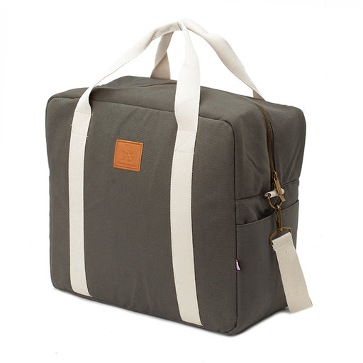Weekender Bag Happy Family Grey