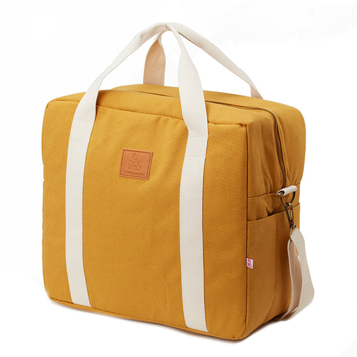 Weekender Bag Happy Family Ochre