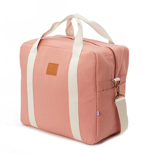 Weekender Bag Happy Family Pink