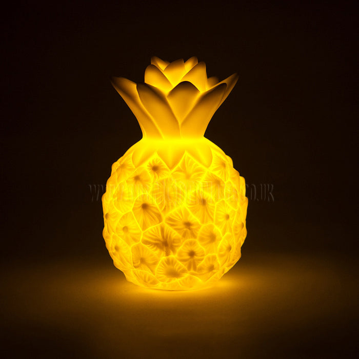 Mini pineapple light: Yellow