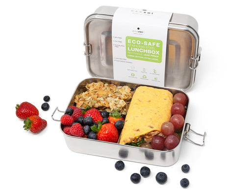 Ecozoi XLong Lunch Box