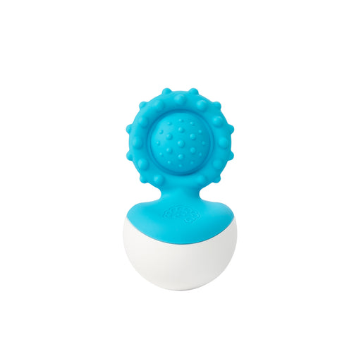 Fat Brain Toys - Dimpl Wobbl Blue