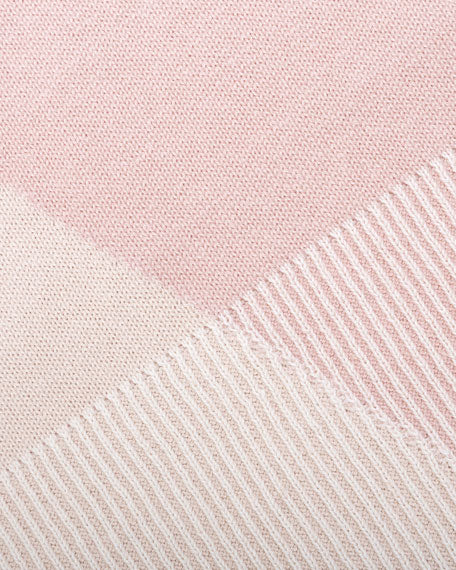 Stokke® Blanket Cotton Knit Pink