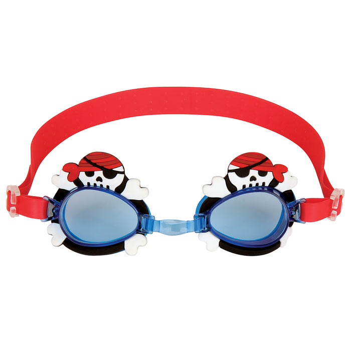 Stephen Joseph Swim Goggles Pirate