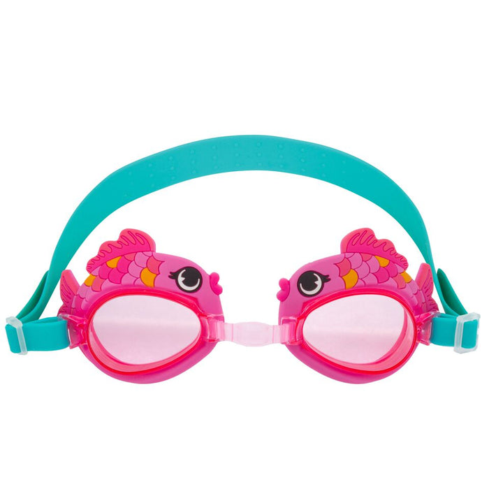 Stephen Joseph Swim Goggles Fish