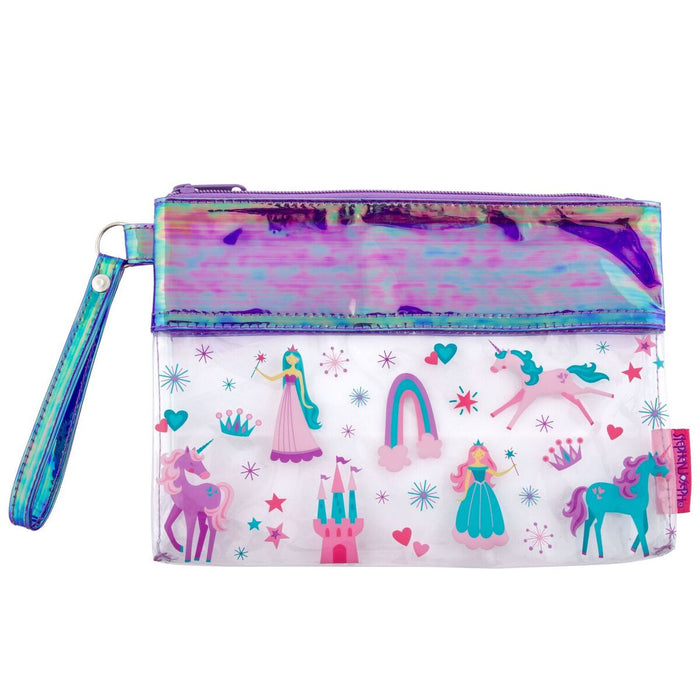 Stephen Joseph Iridescent Pouches Princess