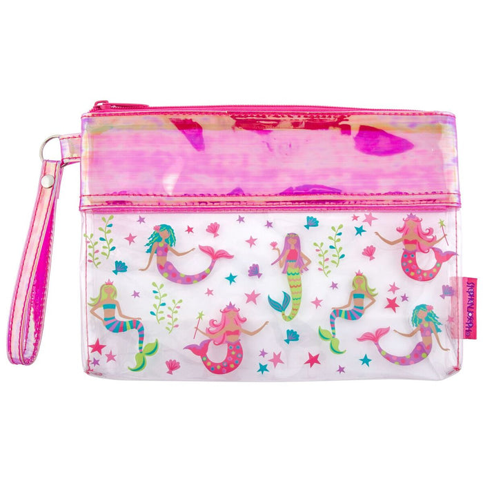 Stephen Joseph Iridescent Pouches Mermaid