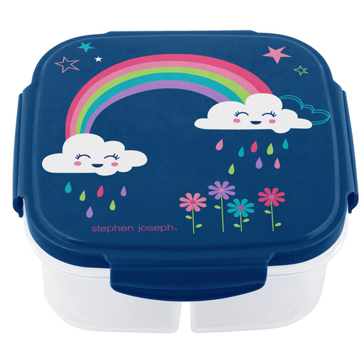 Stephen Joseph Snack Box Με Παγοκύστη Rainbow