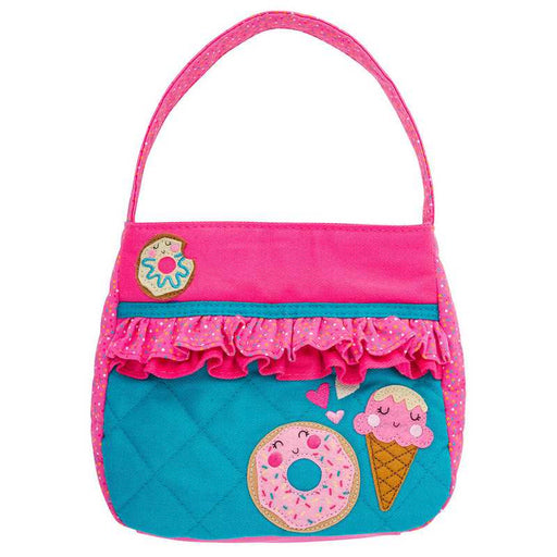 Stephen Joseph Quilted Purse Donut