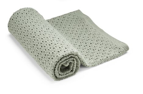 Stokke® Blanket Merino Wool Green