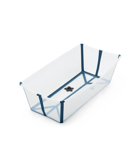 Πτυσσόμενο Μπανάκι Stokke® Flexi Bath®X-Large Transparent Blue