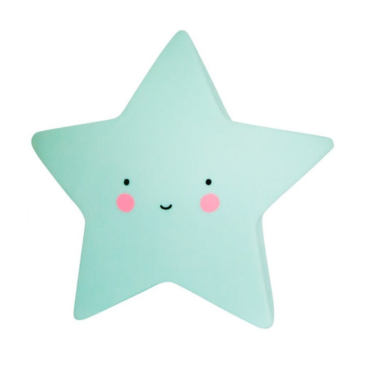 Star Night Light: Mint