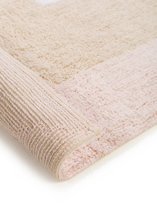 Inka Kids Rug Tricolore Rose 150x150 cm