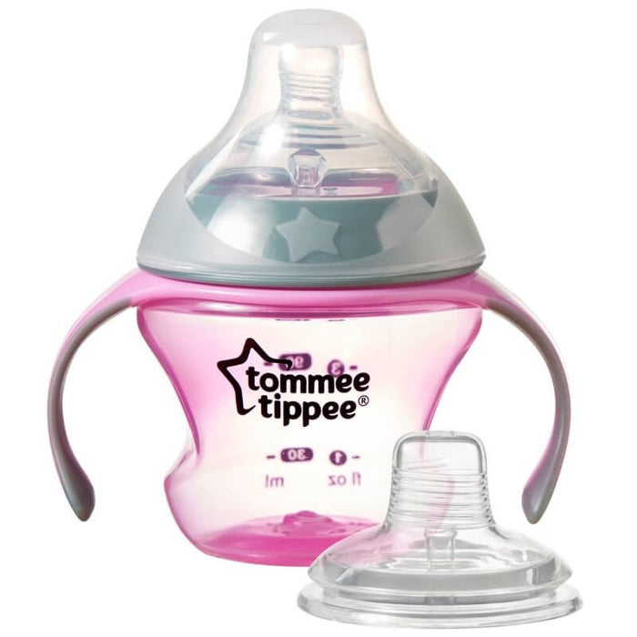 Tommee Tippee Transition Cup 150ml 4-7m Purple