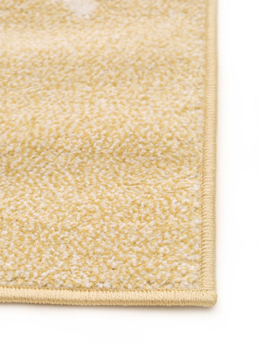 Tommy Kid's Rug Yellow