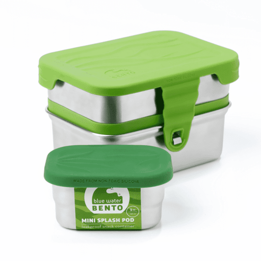 Ecolunchbox 3 in 1 Splash Box