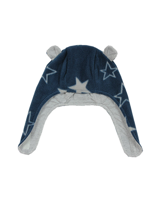 Minene Σκουφάκι Fleece Blue Stars