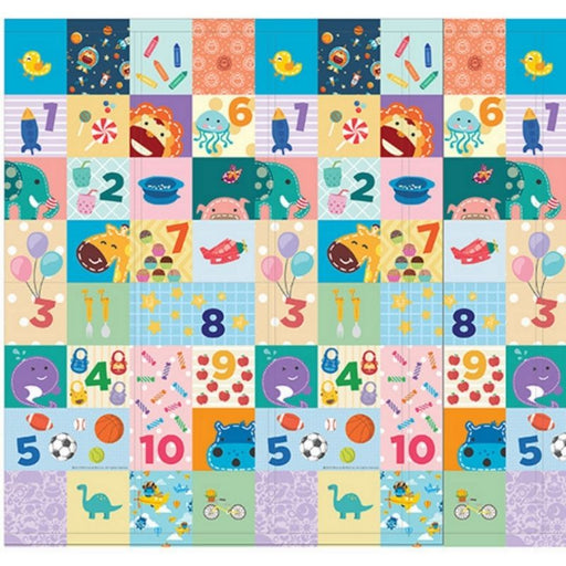 Marcus & Marcus Playmat Outdoor Counting is Fun 180 x 150 cm