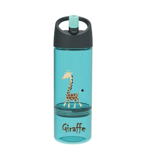 Carl Oscar Drink & Eat 2 in 1 Bottle Turquoise