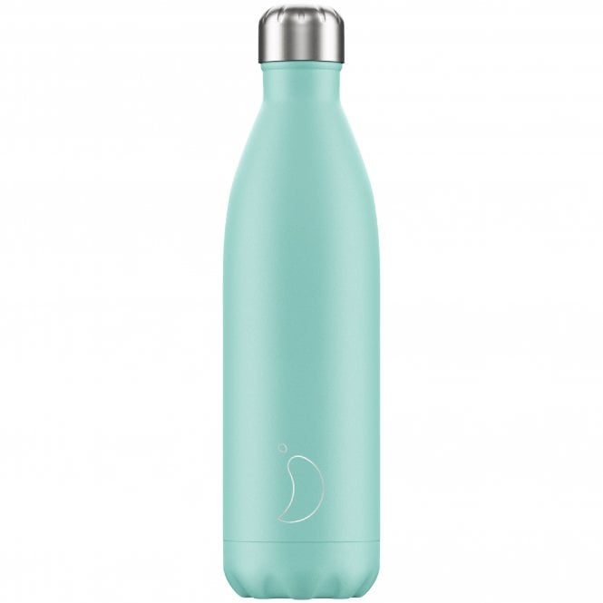 Chillys Θερμός Νερού Pastel Green 750ML