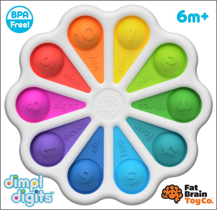Fat Brain Toys - Dimpl Digits