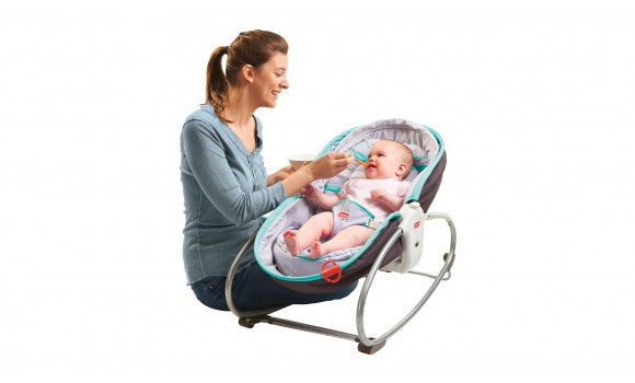Relax 3 in 1 Rocker Napper Turquoise