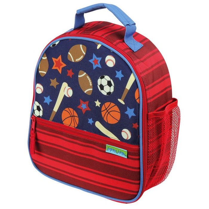 Stephen Joseph Ισοθερμικό Τσαντάκι Φαγητού All Over Print Backpack Sports