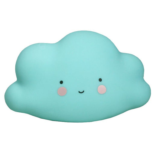Mini Night Light Cloud Blue