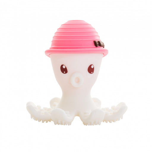 Baby-to-Love Μασητικό 3D Octopus Teether Ροζ