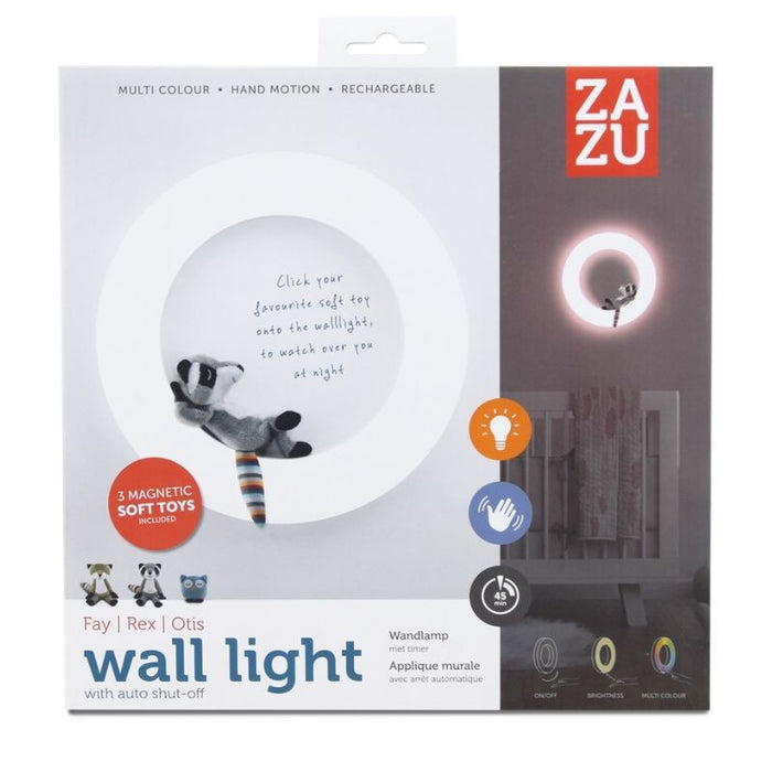Zazu Fay-Rex-Otis Wall Light