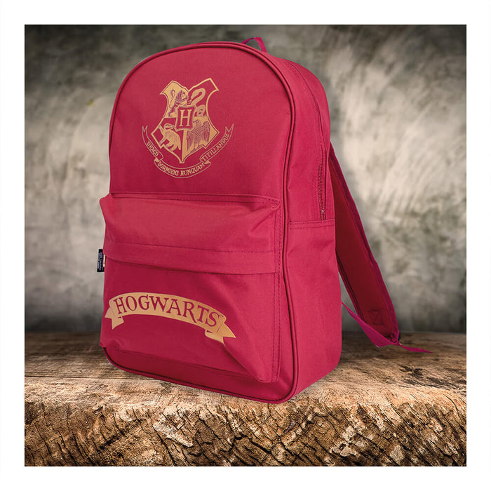 Harry Potter Classic Backpack Burgundy