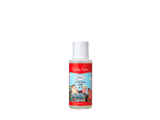 Childs Farm Hair & Body Wash Travel 50ml