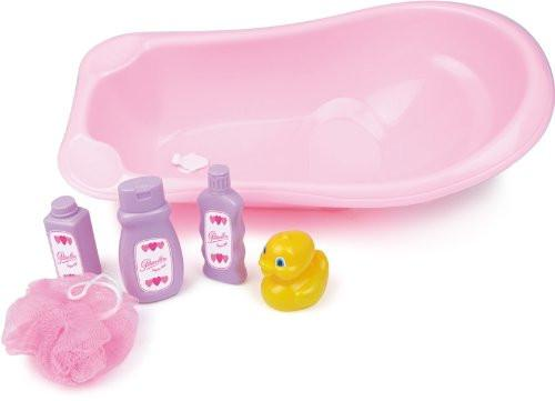 Petitcollin Bath Sets for Doll Up To 40 cm (6-Piece)
