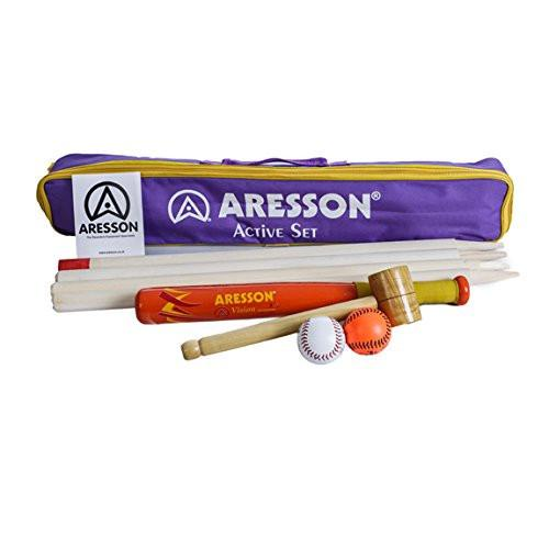 Aresson Kids' Active Rounders Set, Multi-Colour, One Size