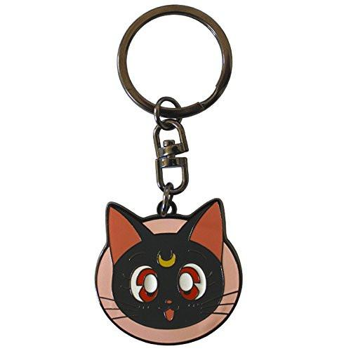 "ABYstyle Sailor Moon ""Luna"" Keychain (Multi-Colour)"