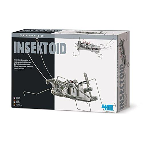 "4M ""Insectoid\"" Making Kit (Multi-Colour)"