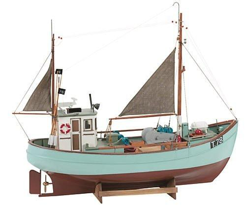 "Billing Boats 1:30 Scale ""Norden Cutter"" Model Construction Kit"
