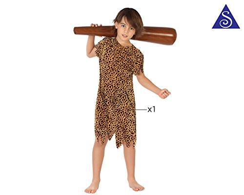 atosa 28288 - Cave Dwellers, Boys Size 140 cm Multi-Coloured