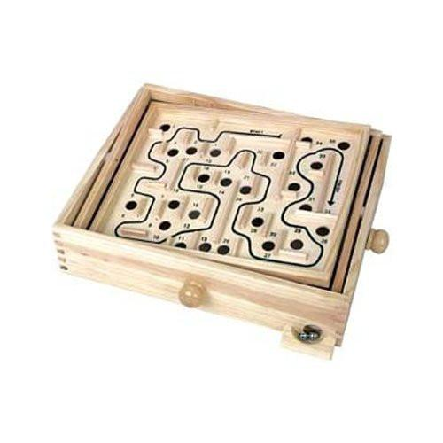 Tobar Wooden Labyrinth Puzzle