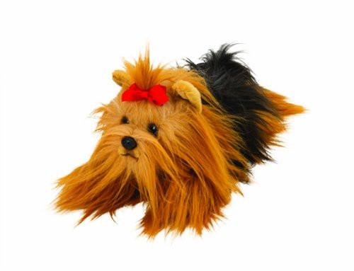 Suki Yomiko 12056 Gifts Stuffed Toy Yorkshire Terrier Dog Soft Toy 33 cm
